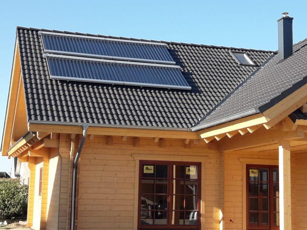 Was ist Solarthermie?