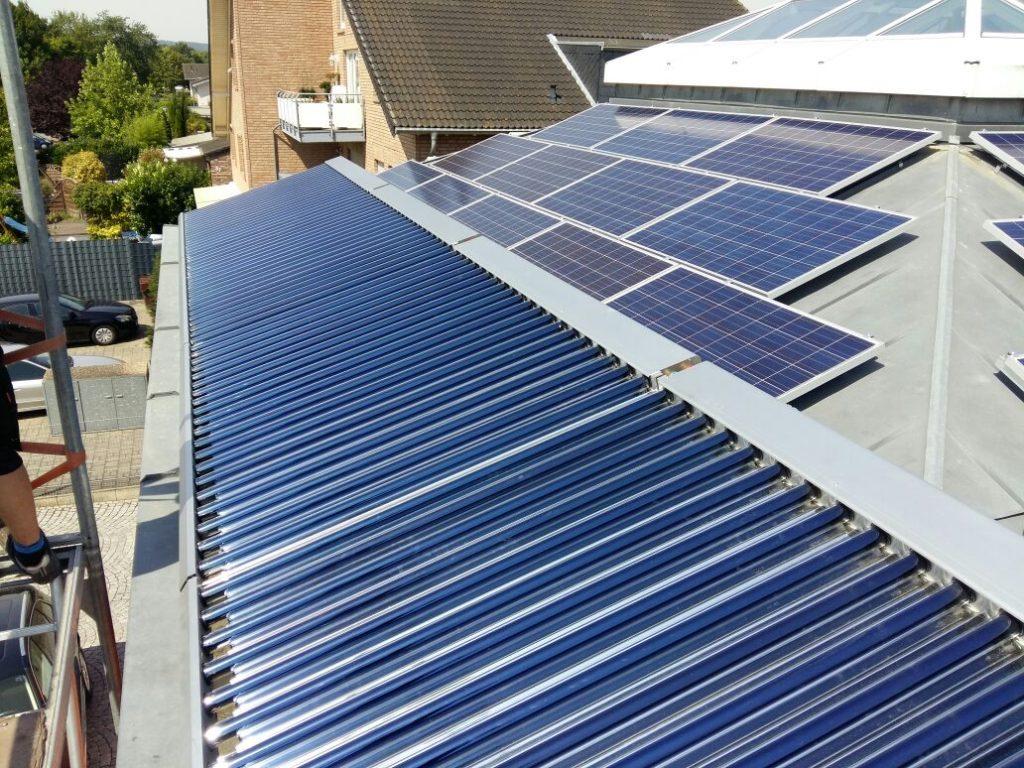 Solarthermie vs. Photovoltaik - Was soll ich installieren?